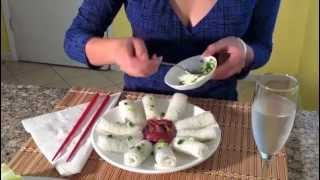 Banh Hoi-Vietnamese Rice Vermicelli-Steamed Banh Hoi-Banh Cuon-Vietnamese Food Recipes