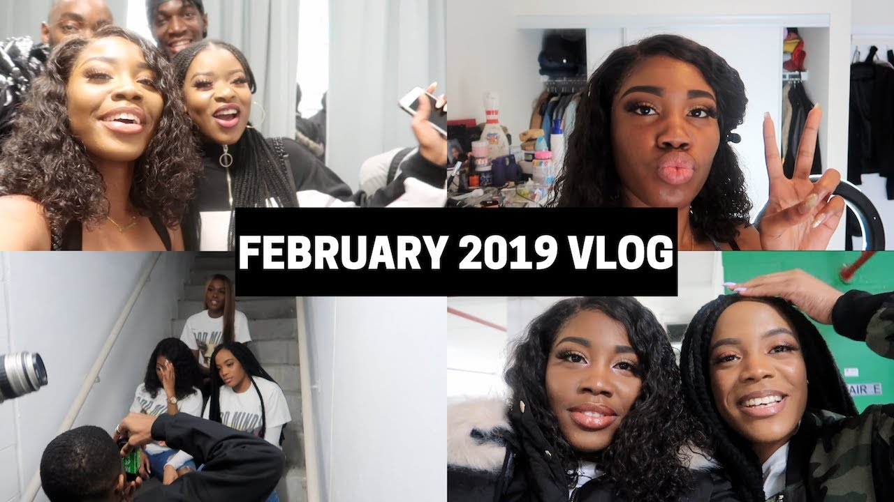 FEBRUARY VLOG: Reading Week Edition | What was I up to? | Emmanuela Okon Vlogs