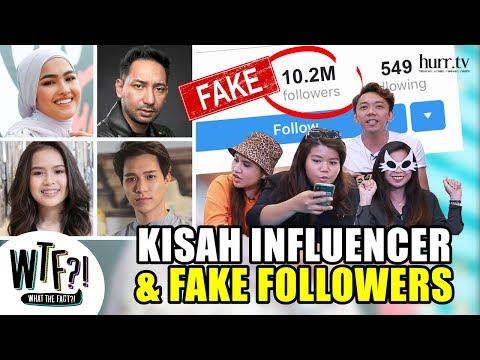 Kisah Influencer & Fake Followers | WTF?!