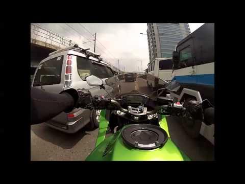 Kawasaki Ninja 650 Roadtrip.