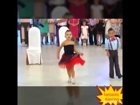Rohingya baby dancing Indonesia song