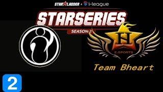 iG.Vitality vs Team Braveheart Game 2 SL i-League Invitational Season 3 Highlights Dota 2