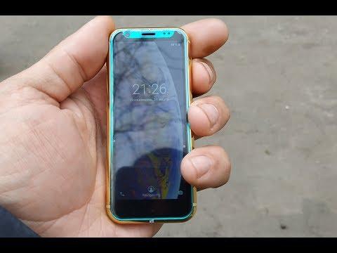 K-touch I9 Самый маленький 3.5 дюйма с 4G. Просто распаковка)