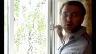 видео Составные части окон- Ремонт и замена окон в Санкт-Петербурге