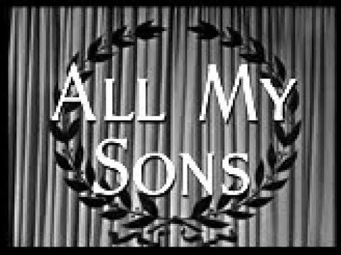 ▷ Erano tutti miei Figli ✬ Dramma 1948 Edward G. Robinson ▣ by ✬Hollywood Cinex™