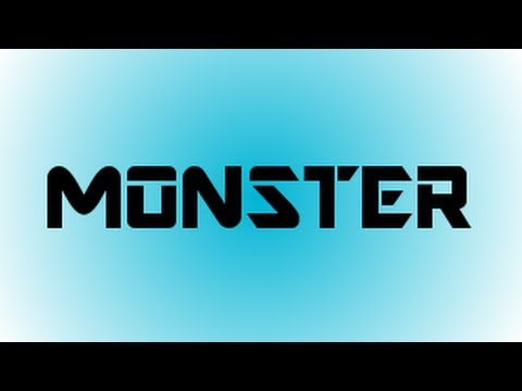 Meg & Dia  Monster DotEXE Remix DUBSTEP LYRICS!
