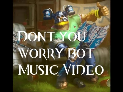 Dont You Worry Bot - Music Video - PlentaKill feat. Brother Blake (SHM - Dont You Worry Child)