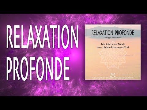 Musique de relaxation profonde, de détente intense, puissante musique anti-stress