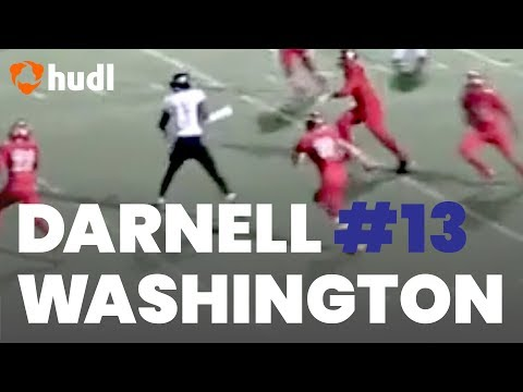 Darnell Washington   Desert Pines Football   Ultimate Junior