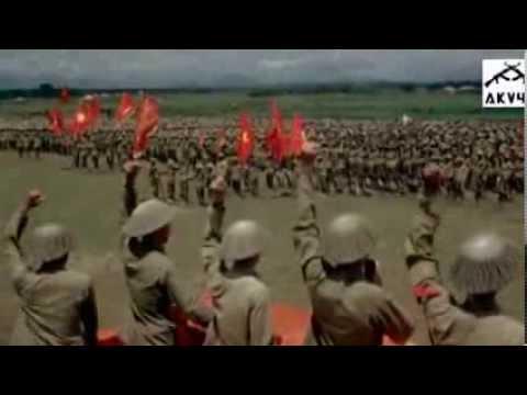 Clip màu hiếm hoi về chiến tranh tại Việt Nam. Ông Cha ta thật Anh Hùng
