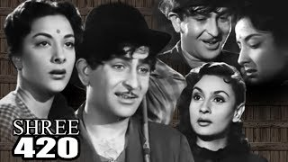 Shree 420 full movie | raj kapoor | nargis | superhit old classic movie