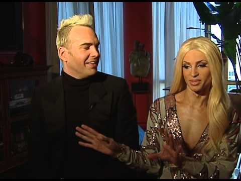 Watch The Blonds Nyc Fashion Week Interview With Chagmion Antoine For Mtv S Logo Channel Youtube