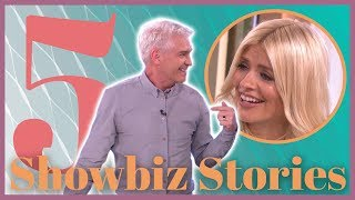 Top 5 Phillip's Showbiz Stories | This Morning