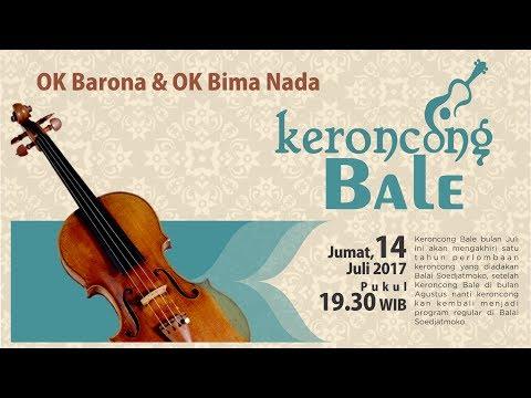 KERONCONG BALE BULAN JULI , 14 JULI 2017 , Live Stream