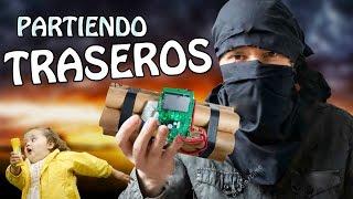 CON LOS TERRORISTAS!! | Whack The Terrorist