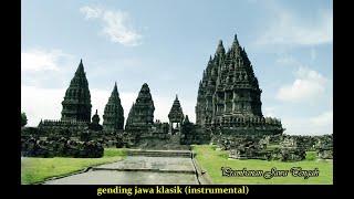 Instrumental Gendhing Jawa Klasik