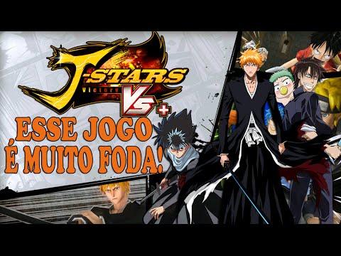 J-Stars Victory VS+ - PT 1 AVENTURA - J: O ARCO DA PERSEGUIÇÃO