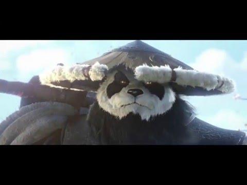 World of Warcraft Mists of Pandaria Trailer