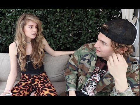 did jc caylen dating lia marie johnson