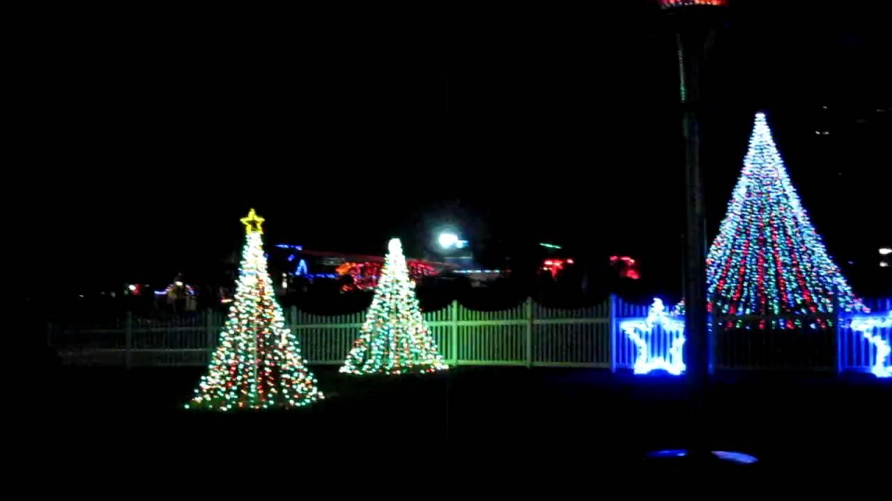 dutch wonderland christmas light show