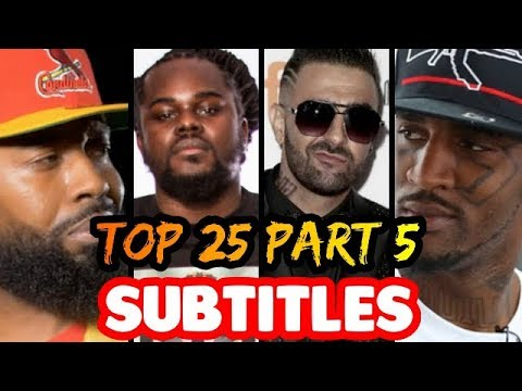 Top 25 Bars That Will NEVER Be Forgotten PART 5 SUBTITLES | ALL LEAGUES Masked Inasense