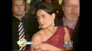 Demi Moore E Ridley Scott Presentano A Roma Soldato Jane - Servizio Emanuele Carioti 30/09/1997
