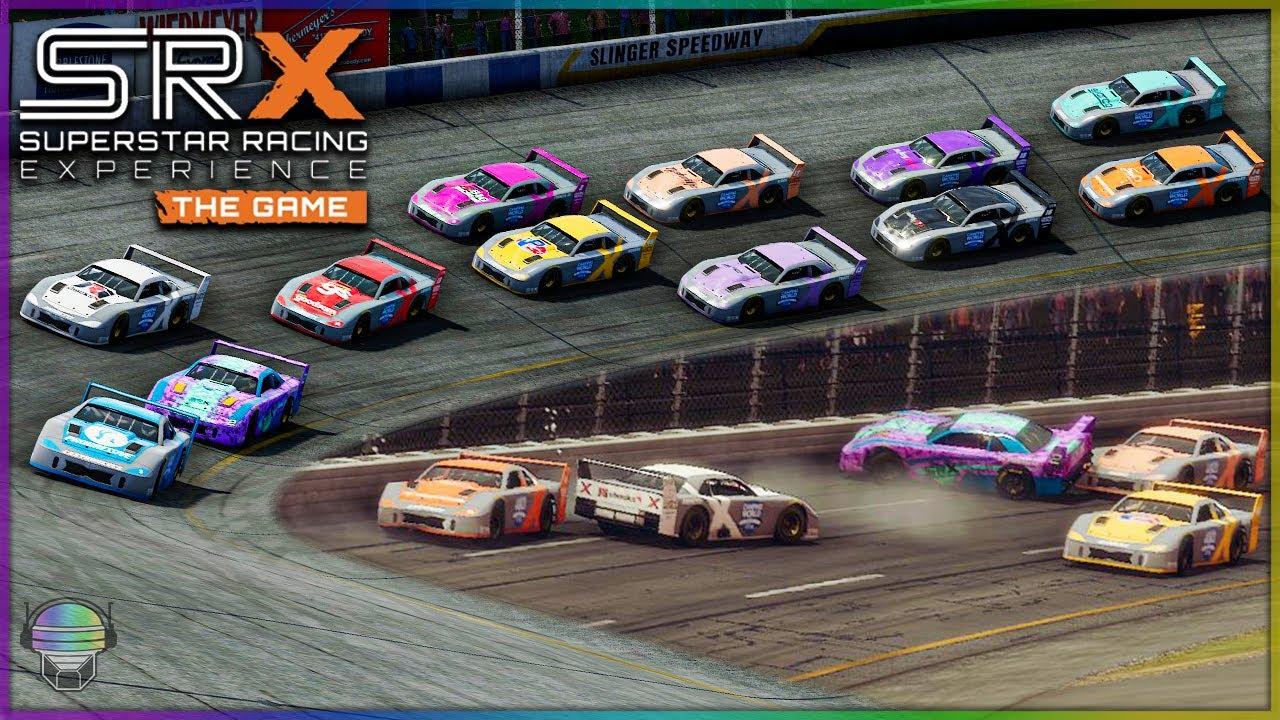 SRX TRACK SHOWDOWN! | SRX The Game