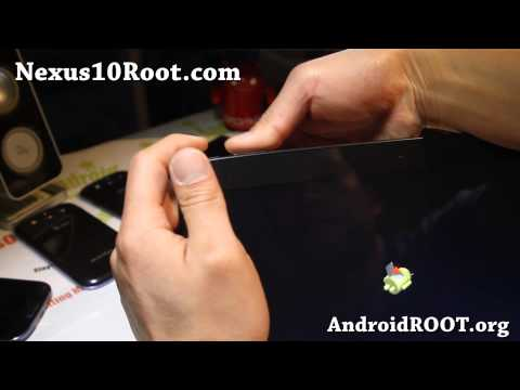 How to Fix Bootloop on Nexus 10!