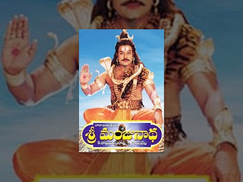 Sri Manjunatha | Full Length Telugu Movie | Chiranjeevi, Arjun, Soundarya