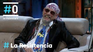 LA RESISTENCIA - Entrevista al Drogas   #LaResistencia 29.09.2020
