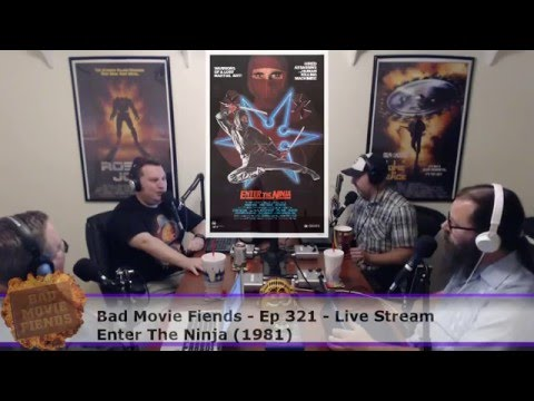 BMFcast321 - Enter The Ninja Live Stream