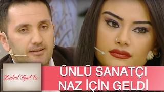 Gambar cover Zuhal Topal'la 115. Bölüm (HD) | Azerbeycanlı Ünlü Sanatçı Naz'a Talip Oldu!