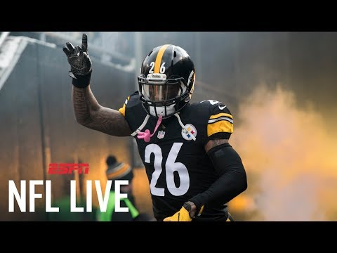 Should Le'Veon Bell be worried about James Conner? | NFL Live | ESPN