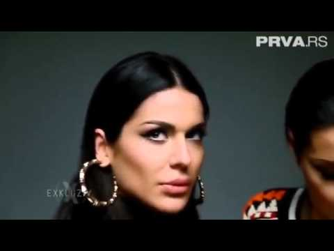 Mia Borisavljevic i Marina Viskovic - Duet Imam jedan zivot (Prati me) - Exkluziv - (TV Prva 2015)