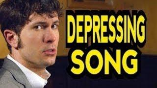 depressing song lyrics say something parody of a great big world christina aguilera