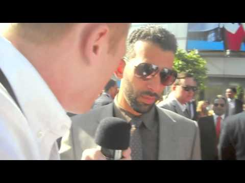 Interview with Jose Bautista at the 2012 ESPYs