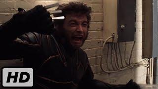 Логан против Мистик. Люди Икс | X Men. (3/4) | 2000