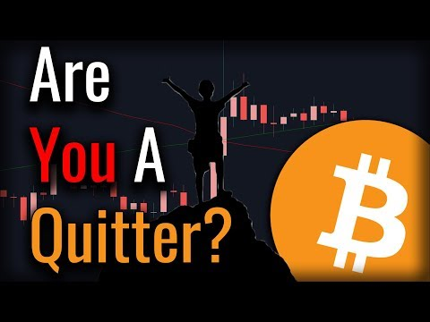 Watch This Video If You're Thinking About Quitting Bitcoin....