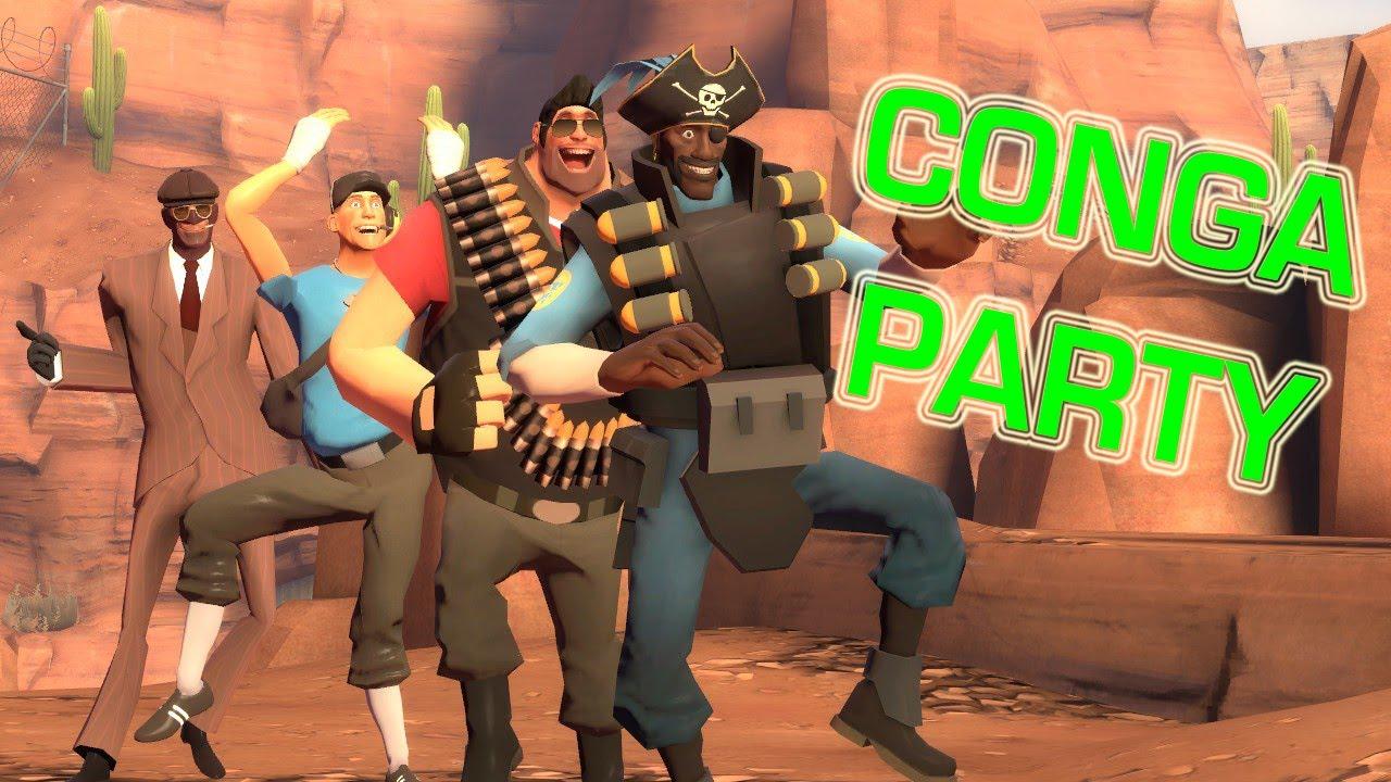 TF2 - Conga Party
