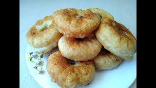 Беляши с мясом Belyashi with meat