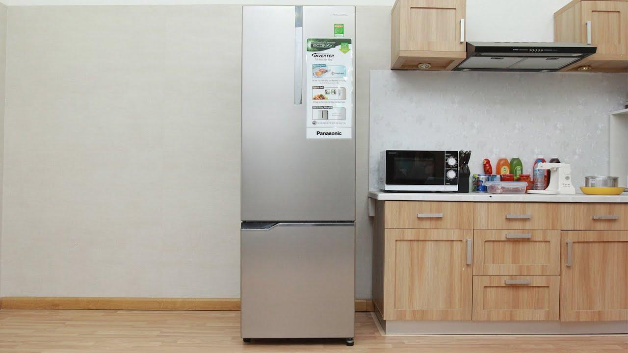 Tủ lạnh Panasonic NR-BV368XSVN 322 lít – Với ngăn đông mềm độc đáo & tiết kiệm điện | Điện máy XANH