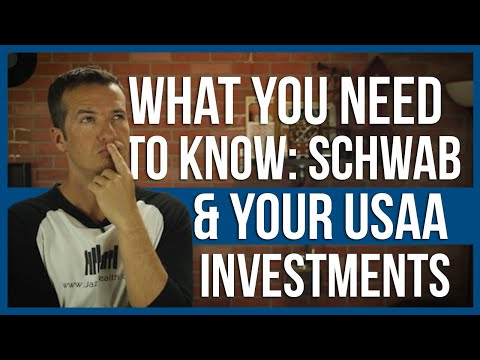 ✔ Charles Schwab Buys Your USAA Investments. | FinTips 🤑