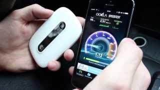 Есть ли 3G в Украине: тест оператора Intertelecom CDMA