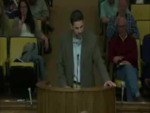 Chief Wetzel speech Casper City Council Meeting 5-16-2017