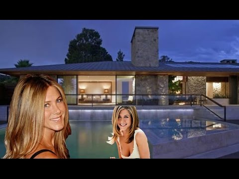 Jennifer Aniston Home and Address | Bel Air mansion