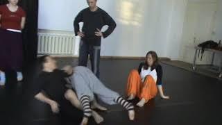 Контактная импров  Екатерина Басалаева 2 6 05 2009
