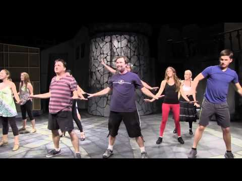 Young Frankenstein (Behind the Scenes Look) presented by DOMA Theatre Company