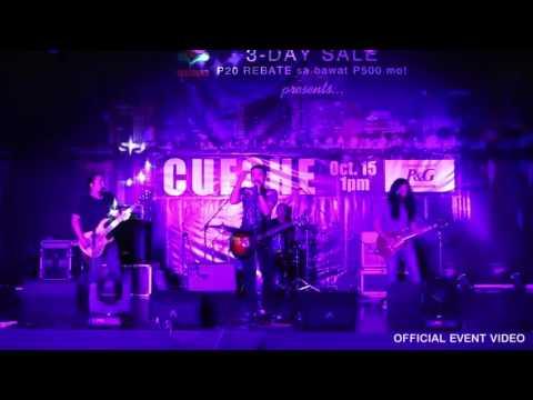Cueshe Live at Isetann Recto