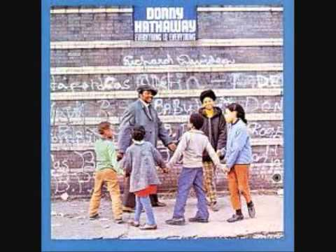 He Ain't Heavy He's My Brother - Donny Hathaway (Live)