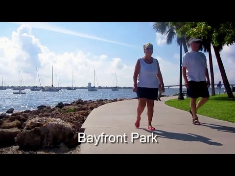 Bayfront Park -  Sarasota, FL - Two-Minute Tour